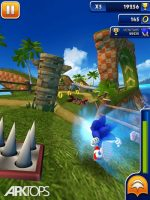 Sonic-Dash-Screenshot-1