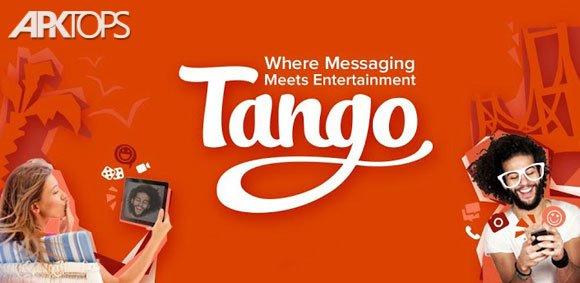 جدیدترین نسخه مسنجر Tango برای اندروید