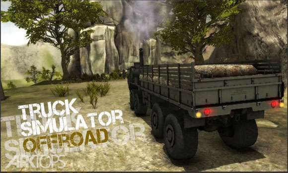 Truck Simulator  Offroad
