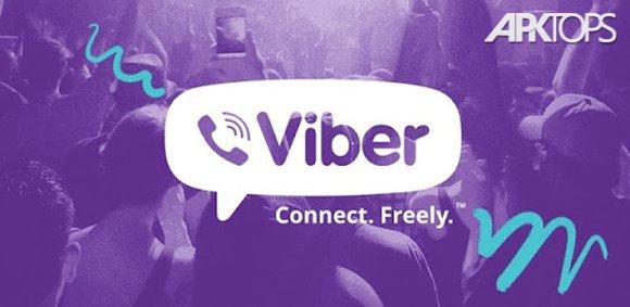 Viber_cover وایبر اندروید