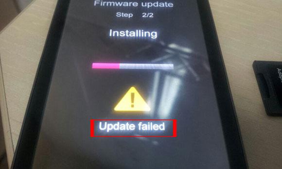 update-fail