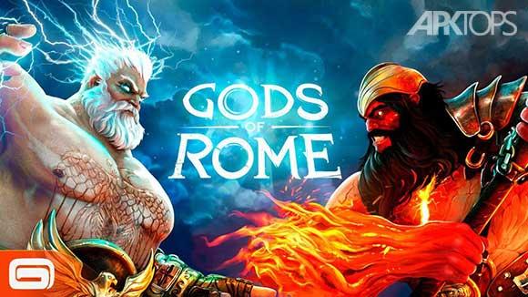 دانلدو بازی Gods of Rome