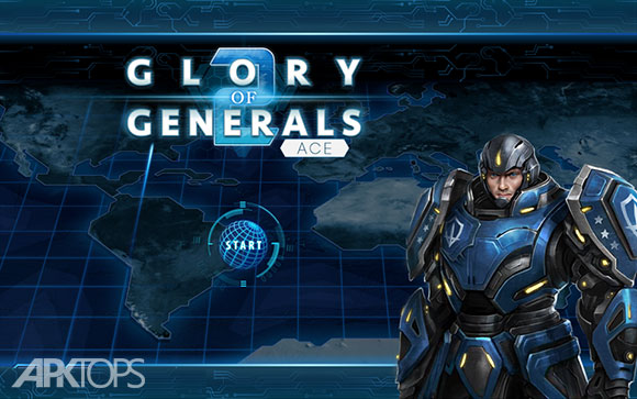 دانلود بازی Glory of Generals 2: ACE