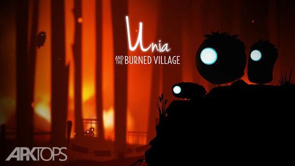 دانلود بازی Unia And The Burned Village