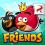 Angry Birds Friends v4.6.0 دانلود بازی پرندگان عصبانی: دوستان + مود برای اندروید