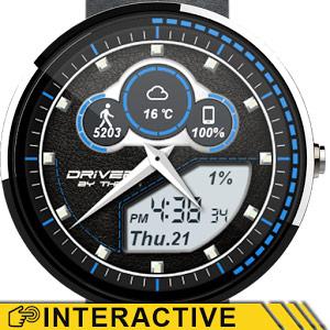 Driver-Watch-Face-logo