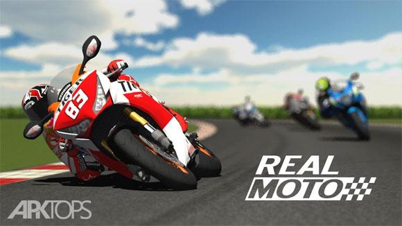 دانلود بازی RealMoto