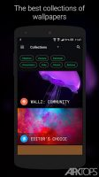 Wallz Wallpaper App Pro v1.3.2 دانلود برنامه والپیپرهای اچ دی برای اندروید