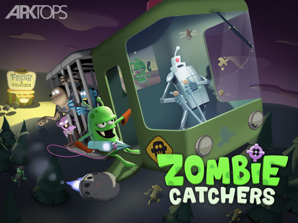Zombie-Catchers