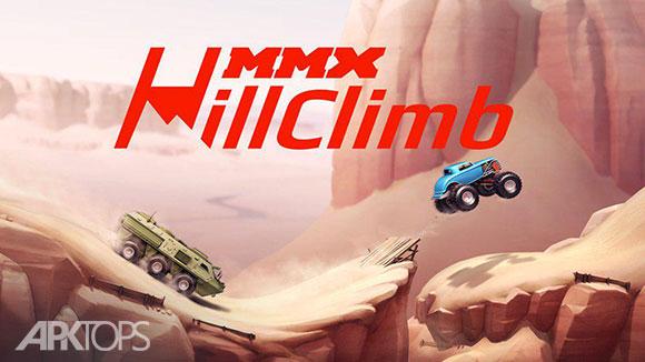 دانلود بازی MMX Hill Climb