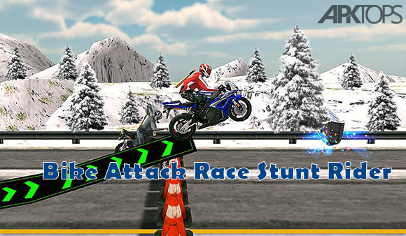Bike-Attack-Race-Stunt-Rider