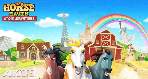 دانلود Horse Haven World Adventures