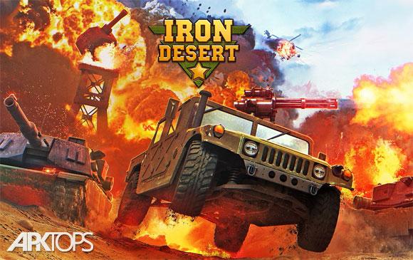 دانلود Iron Desert