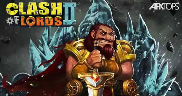 دانلود Clash of Lords 2 جنگ پادشاهان