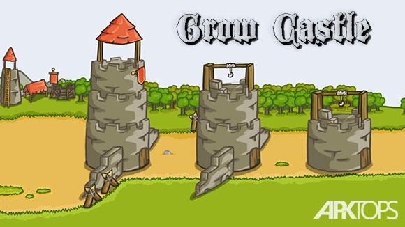 دانلود بازی Grow Castle