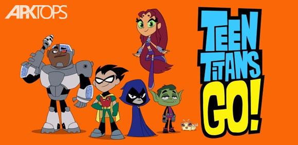 دانلود بازی Teeny Titans - Teen Titans Go