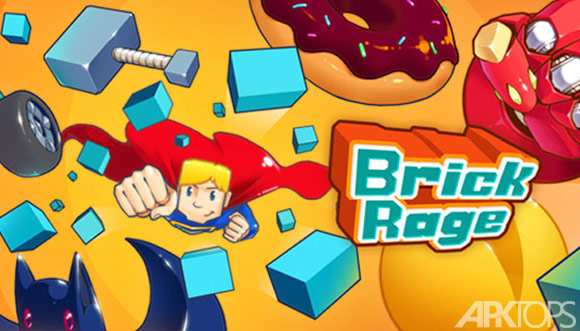 Brick-Rage