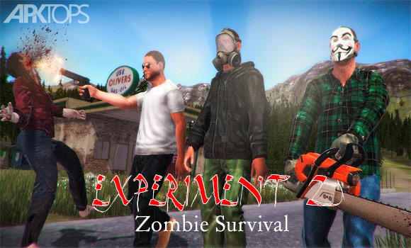 Experiment-Z---Zombie-Survival