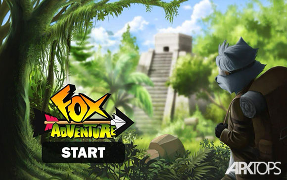 دانلود بازی Fox Adventure