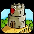 Grow Castle v1.20.9 دانلود بازی زیبای صعود قلعه