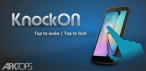 KnockOn---Tap-to-wake-or-lock