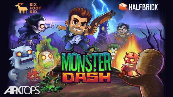 دانلود Monster Dash