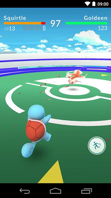 Pokemon GO v0.133.1 دانلود بازی پوکمون گو برای اندروید + ترفند ها