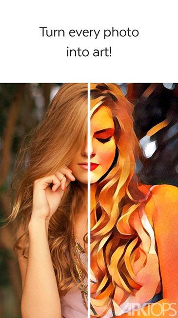 Prisma Premium v3.1.3.377 پریسما نرم افزار تبدیل عکس به نقاشی اندروید