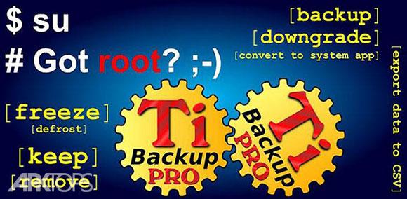 titanium-backup-pro تیتانیوم بکاپ اندروید