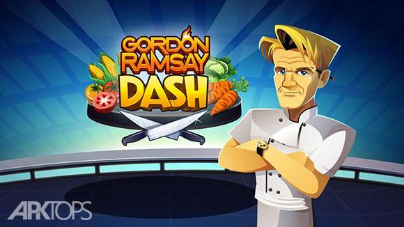 دانلود بازی GORDON RAMSAY DASH