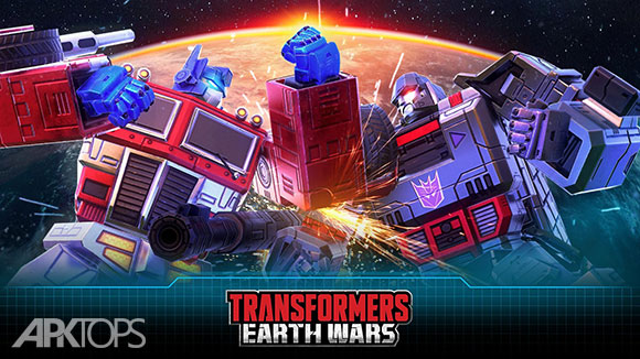 دانلود بازی Transformers Earth Wars