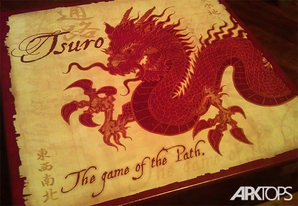 دانلود بازی Tsuro The Game of the Path