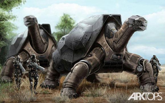 دانلود بازی  War Tortoise