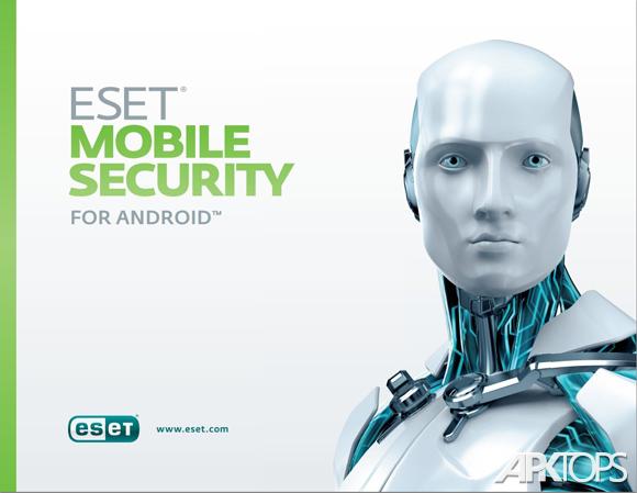 ESET NOD32 – Mobile Security & Antivirus-cover نود 32 اندروید