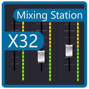 Mixing-Station-XM32-logo