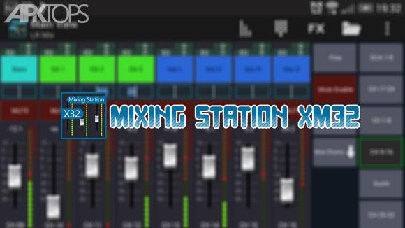 Mixing-Station-XM32