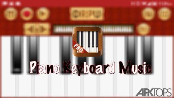 Piano-Keyboard-Music