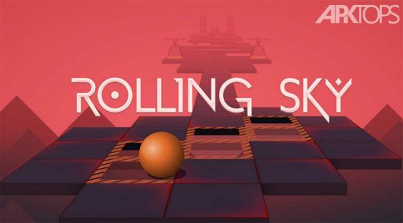 دانلود Rolling Sky