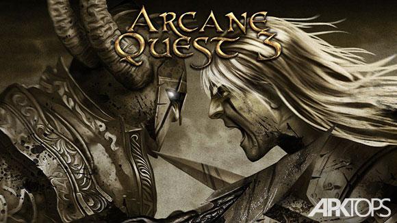 دانلود بازی Arcane Quest 3