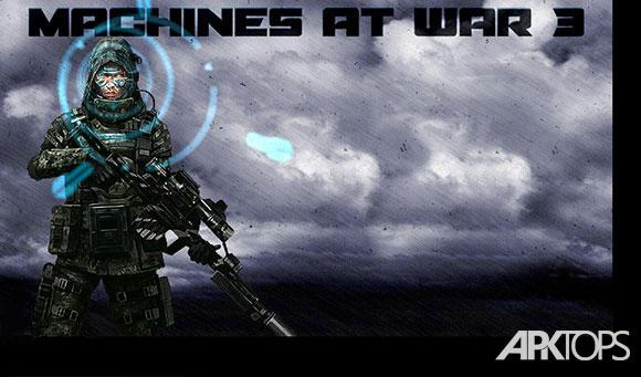 دانلود بازی Machines at War 3 RTS
