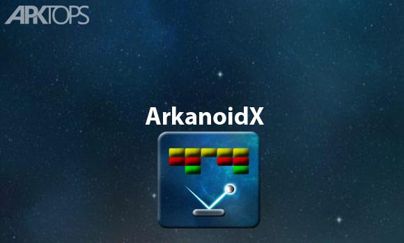 arkanoidx