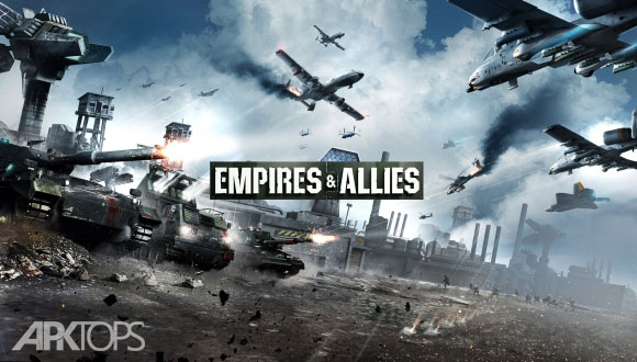 دانلود Empires and Allies