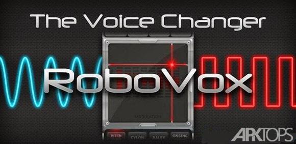 robovox-voice-changer