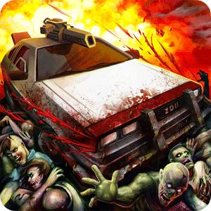 Zombie Derby 2 v1.0.6 دانلود بازی دربی زامبی 2 + مود برای اندروید