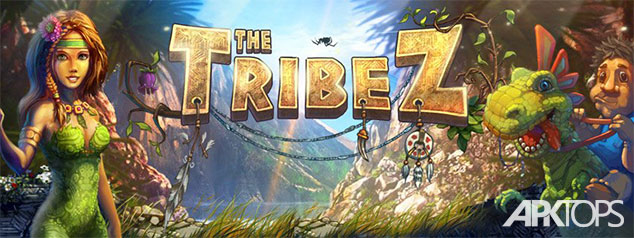 دانلود بازی The Tribez: Build a Village