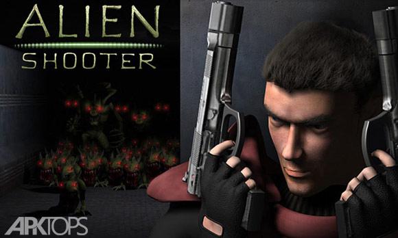 Alien Shooter v1.1.6 دانلود بازی اکشن الین شوتر