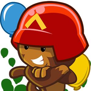 Bloons TD Battles v6.3.2 دانلود بازی جنگ میمون ها + مود اندروید