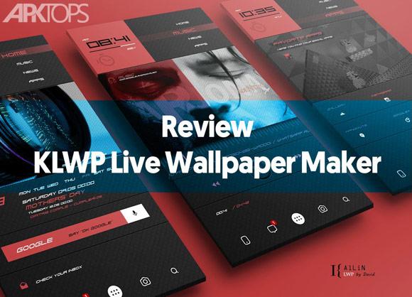 KLWP + KWGT Maker Pro v3.24b710012 دانلود برنامه ساخت لایو والپیپر اندروید