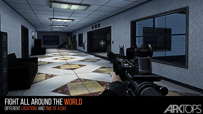 Modern Strike Online v1.28.3 دانلود بازی مدرن استریک برای اندروید