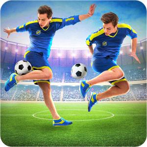 SkillTwins Football Game v1.0 دانلود بازی فوتبالی برای اندروید